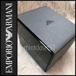 🆕 Emporio Armani Watch Box